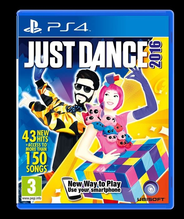 2x SONY PS4 MOVE + JUST DANCE 2016