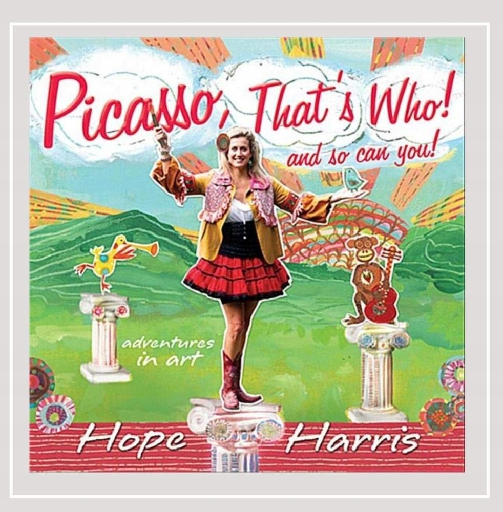 Płyta Picasso, That's Who! So Can You! Hope Harris