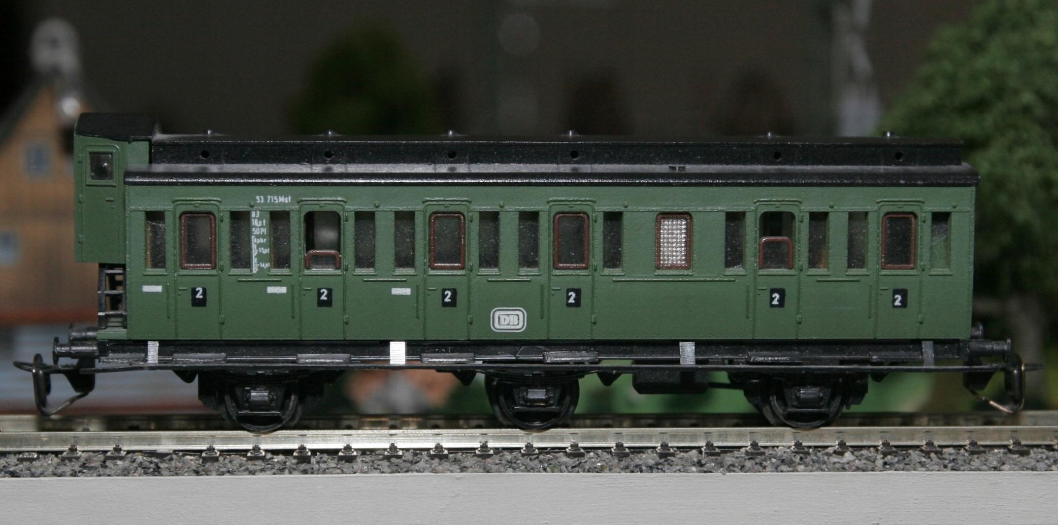 BTTB 3135 II DB ex C3 pr11, 2 kl., Ep.III