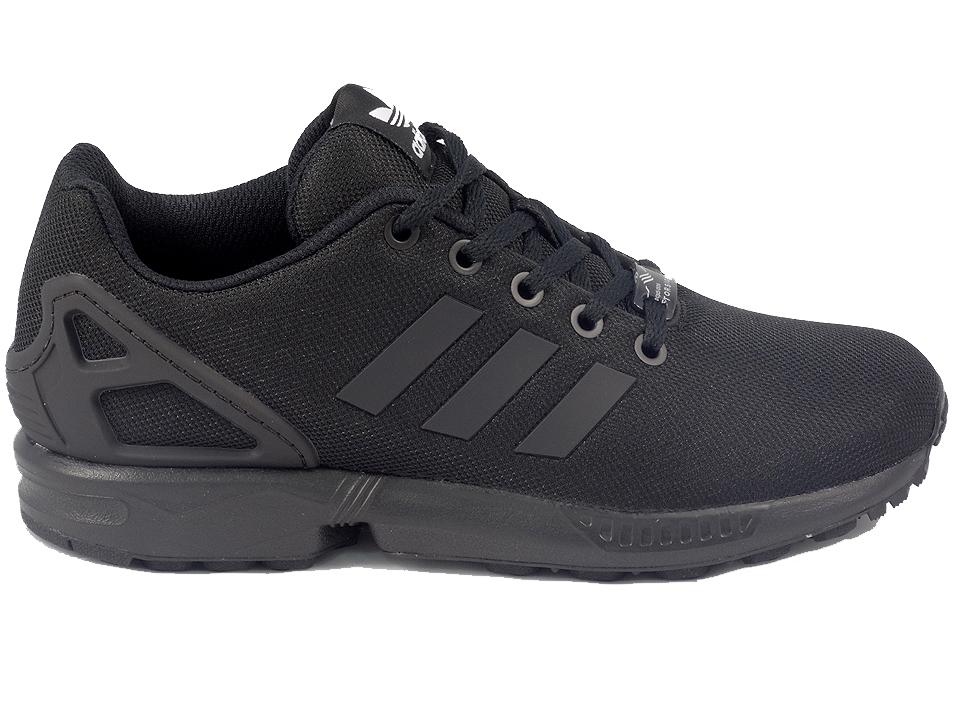 Buty Damskie Obuwie Adidas ZX Flux K S82695 Czarne
