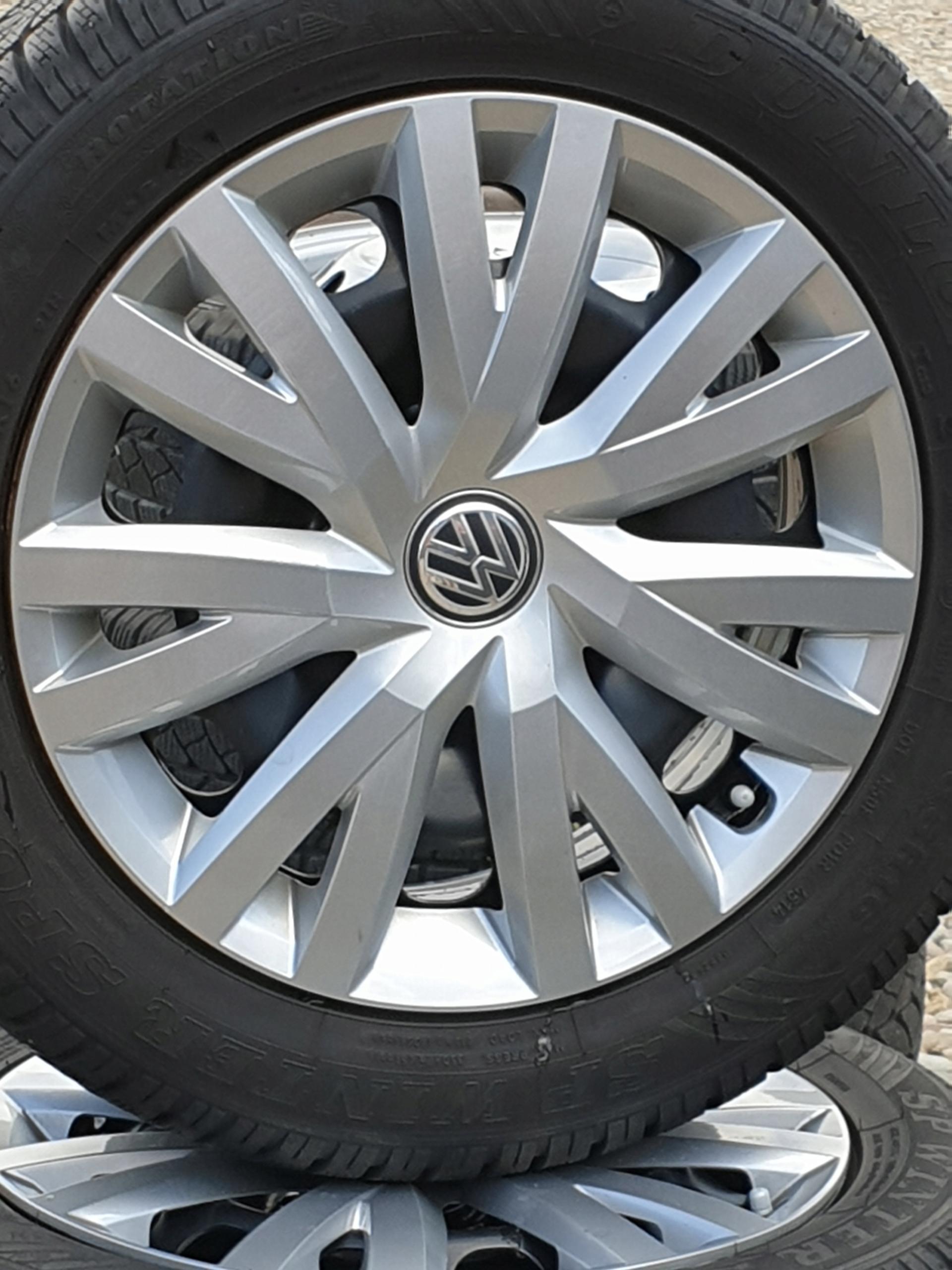 4 Koła VW Golf VII 16 5x112 205/55R16 ZIMOWE K274