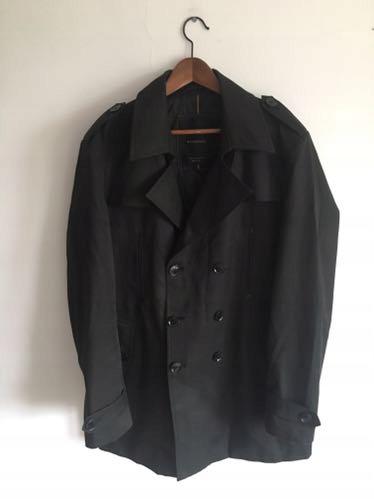 Płaszcz Reserved czarny XXL okazja