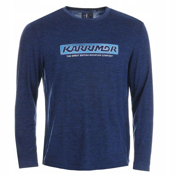 Koszulka Trekkingowa Karrimor MERINO LS XXL K1073