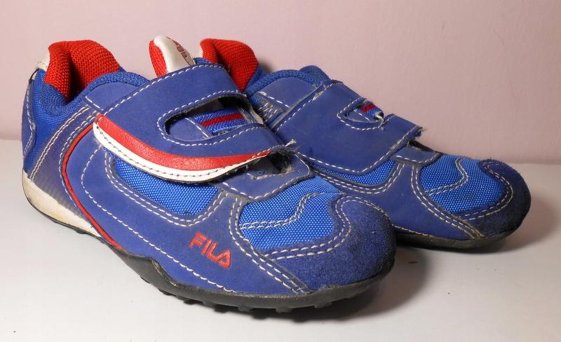 Fila 30 adidas trampki półbuty buty sportowe rzep lekkie