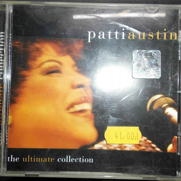 The Ultimate Collection - Patti Austin CD album