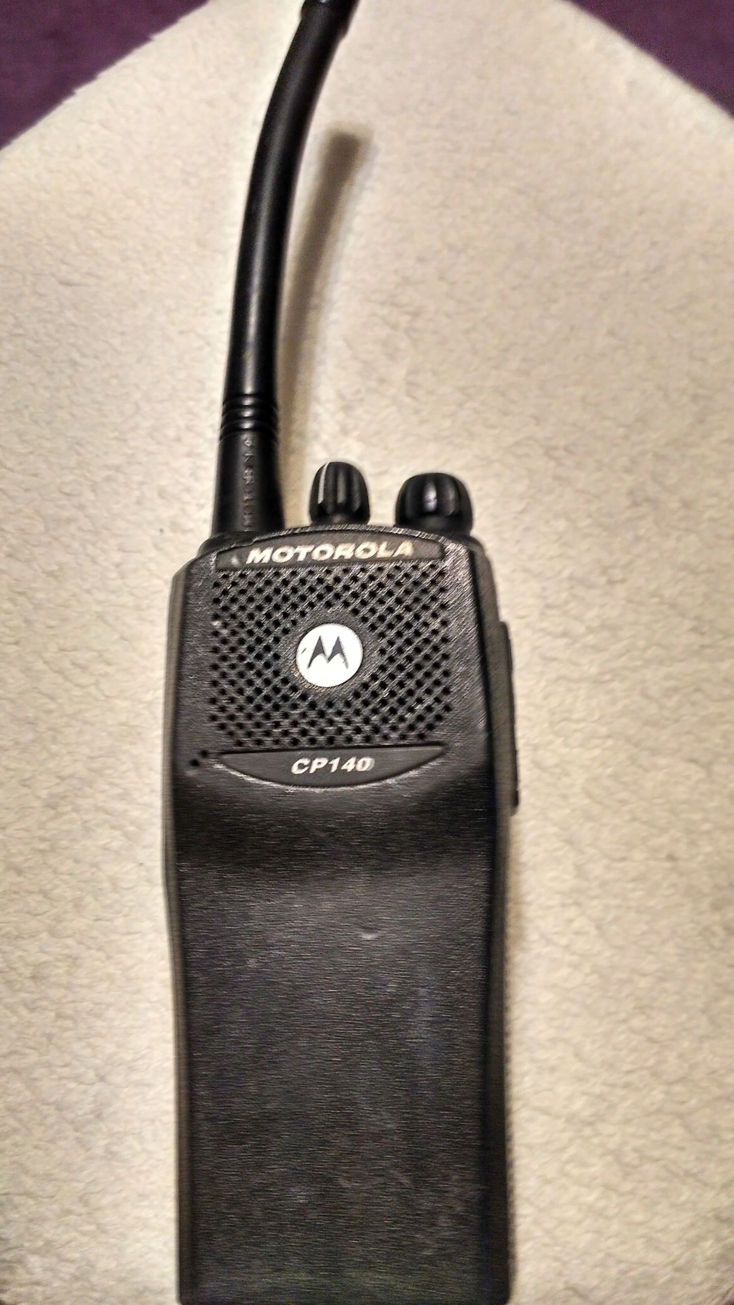 Motorola CP140 /146-174 MHz/ 5W