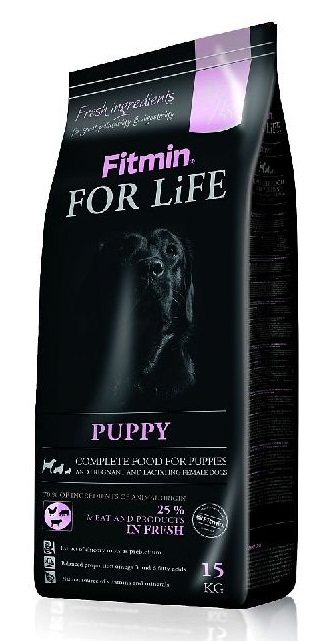Fitmin For Life PUPPY ALL BREEDS 3kg
