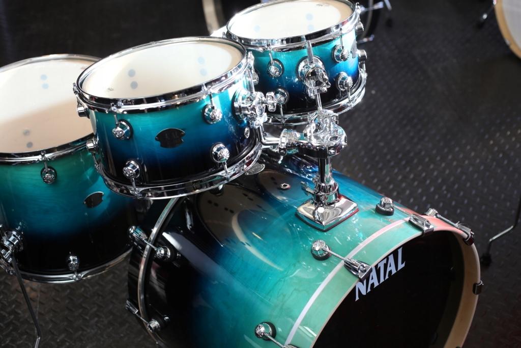 Natal Arcadia KAR-UFX-DW1 - zestaw perkusyjny dP