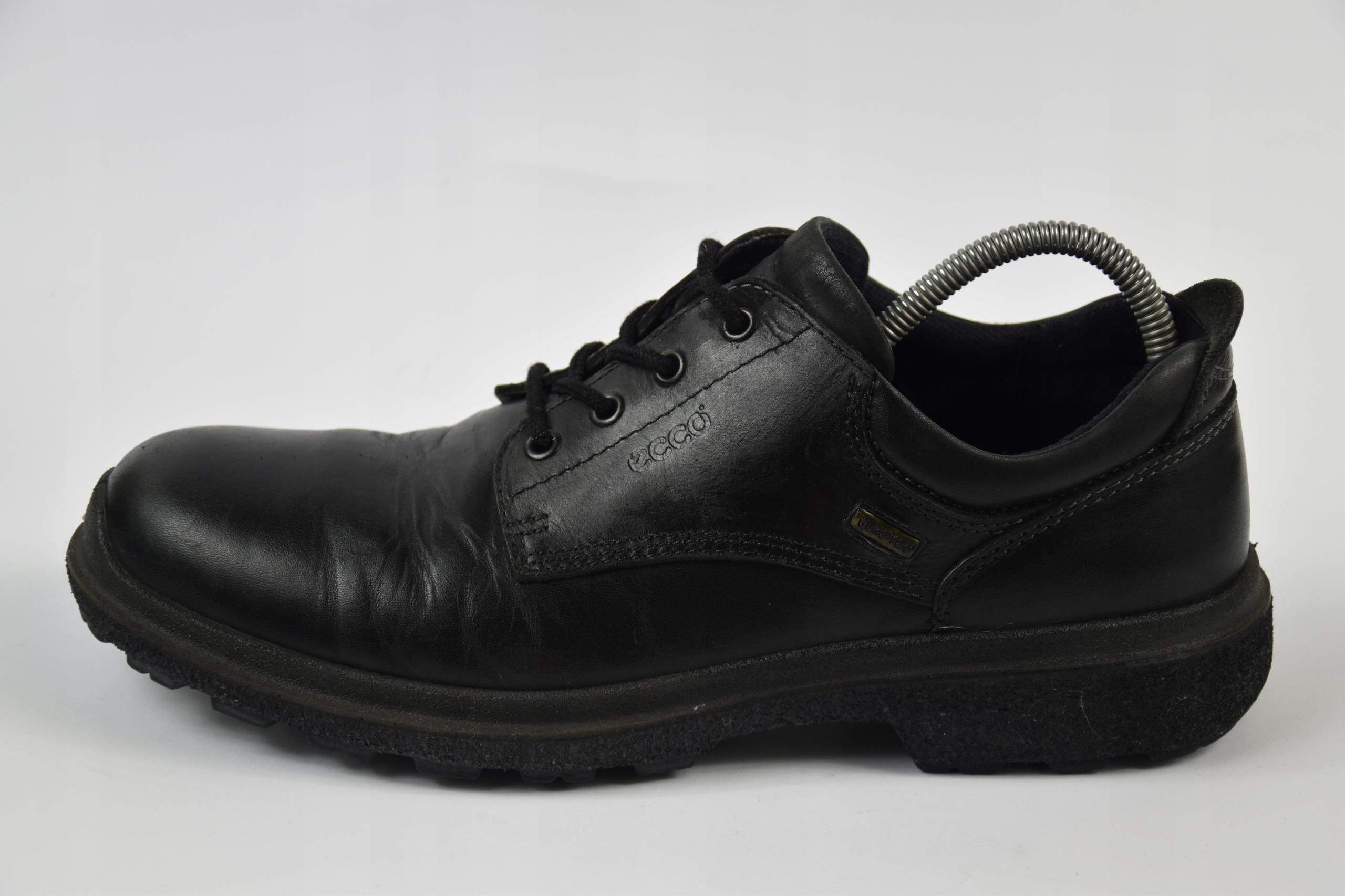 Ecco gore-tex buty skórzane r.46/29cm