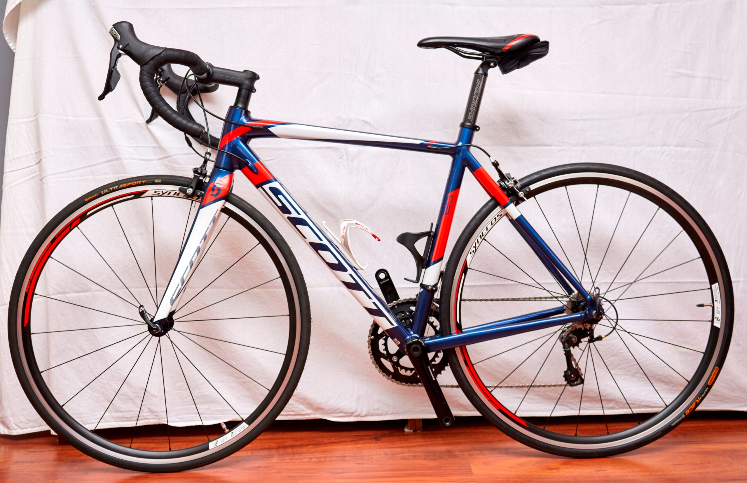 Scott Speedster 20. Rower szosowy. Ultegra, 105
