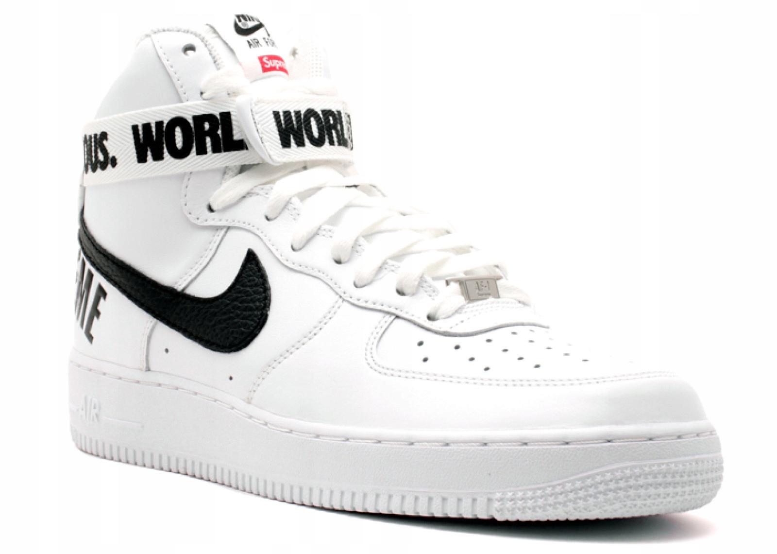 Nike air force x supreme hi 698696 100 r. 40 47 Zdjęcie