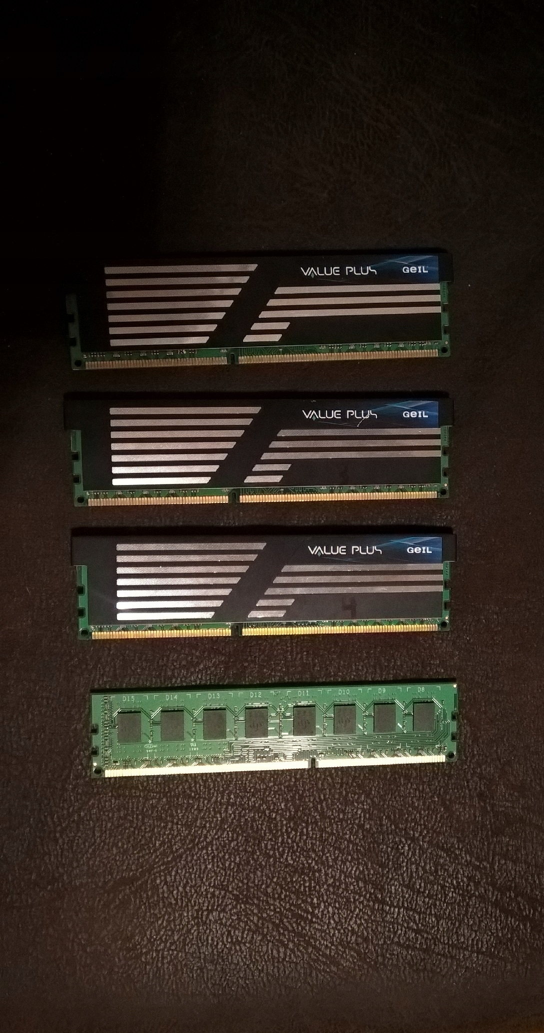 Pamięć RAM 10 GB DDR3, BCM!
