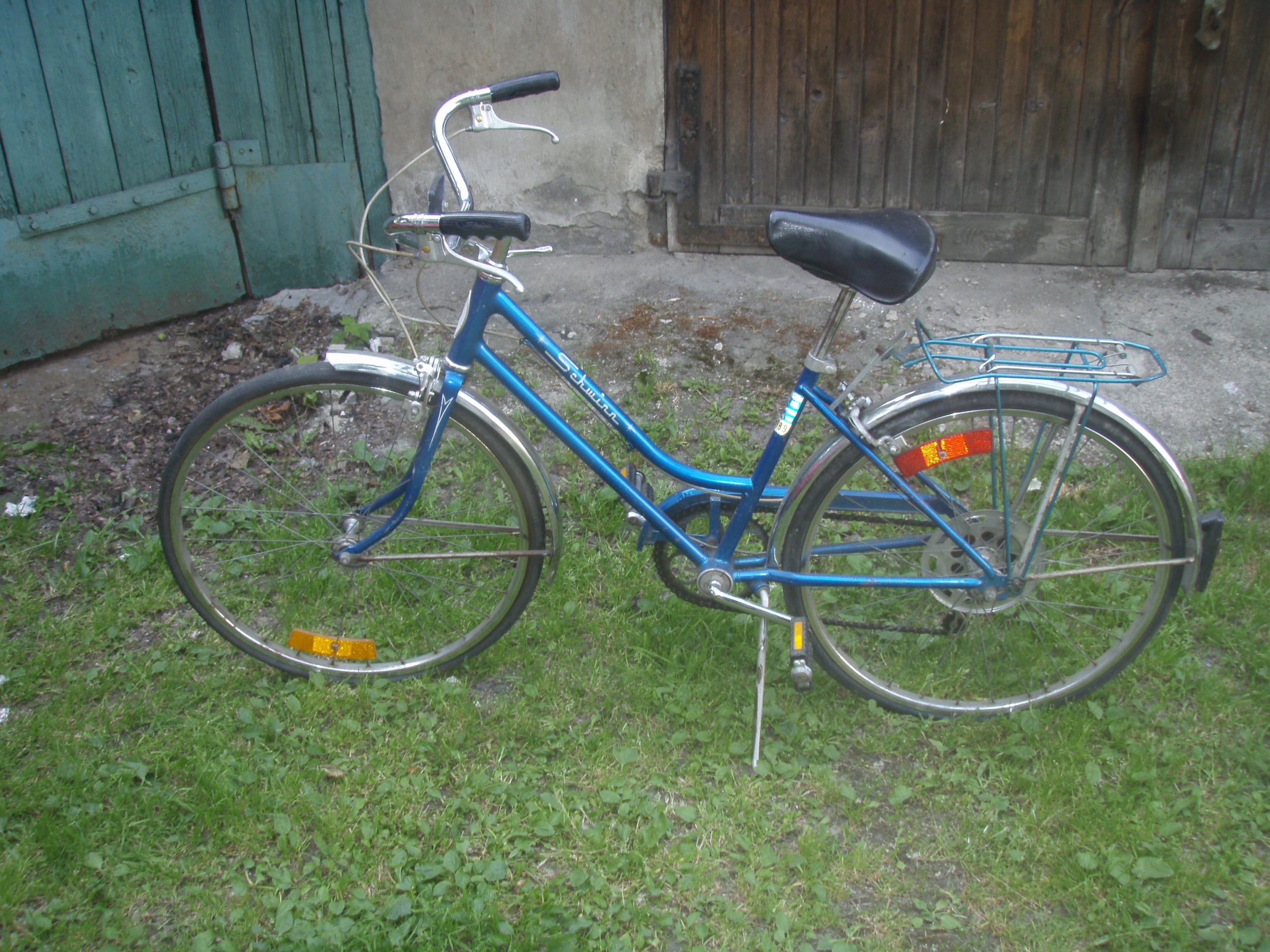 Unikatowy rower Schwinn Breeze 1975 Pin-up Vintage