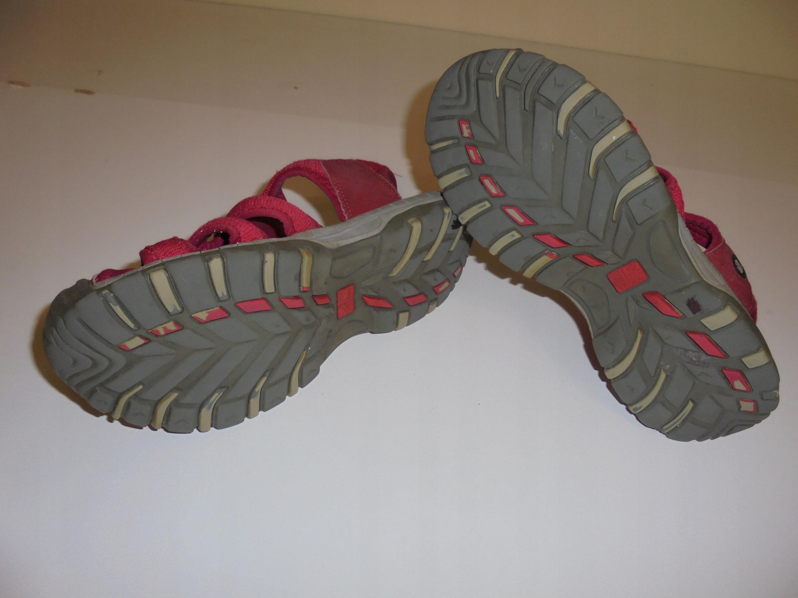 Sandały firmy Karrimor. Stan idealny. Rozmiar 40.