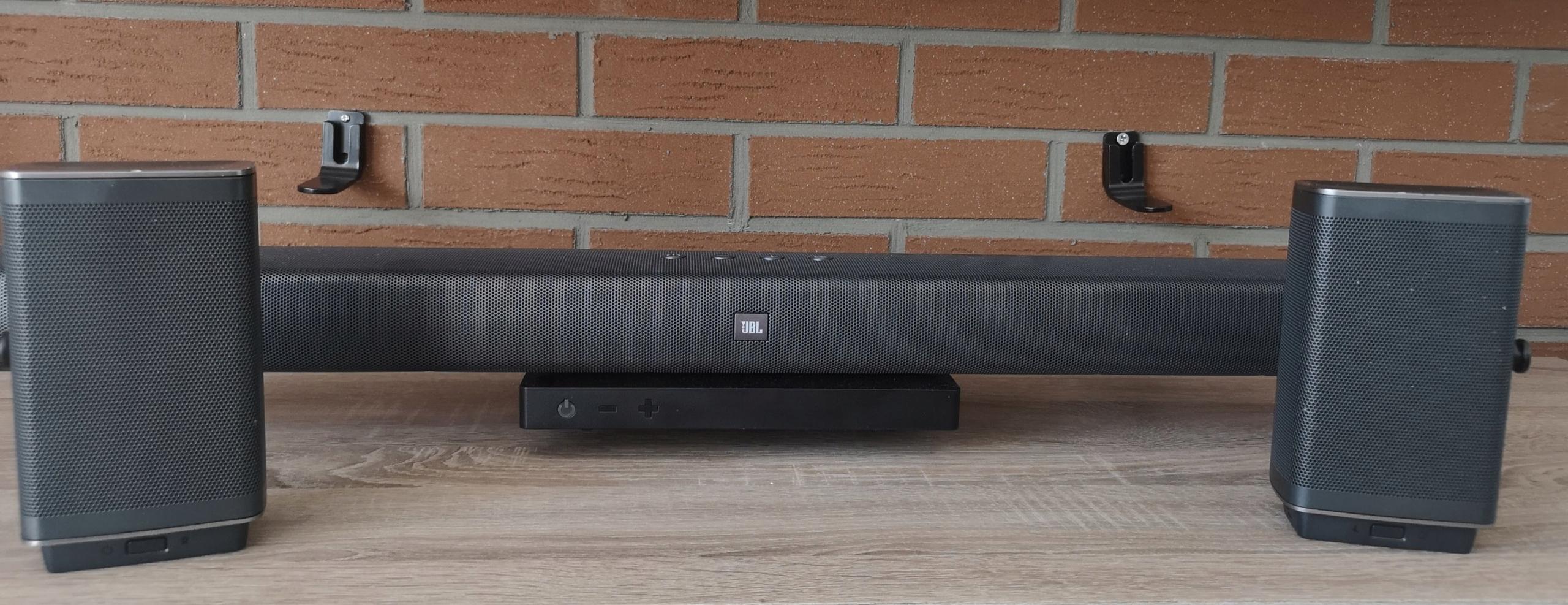 Soundbar JBL BAR 5.1 bezprzewodowe tyły efektowe