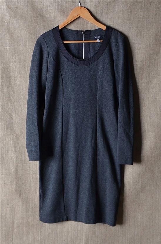 ARMANI JEANS _ modna sukienka _ Cotton _ Silk _ 46