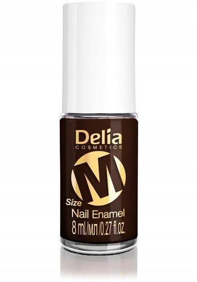 Delia Cosmetics Size M Emalia do paznokci 2.11 8