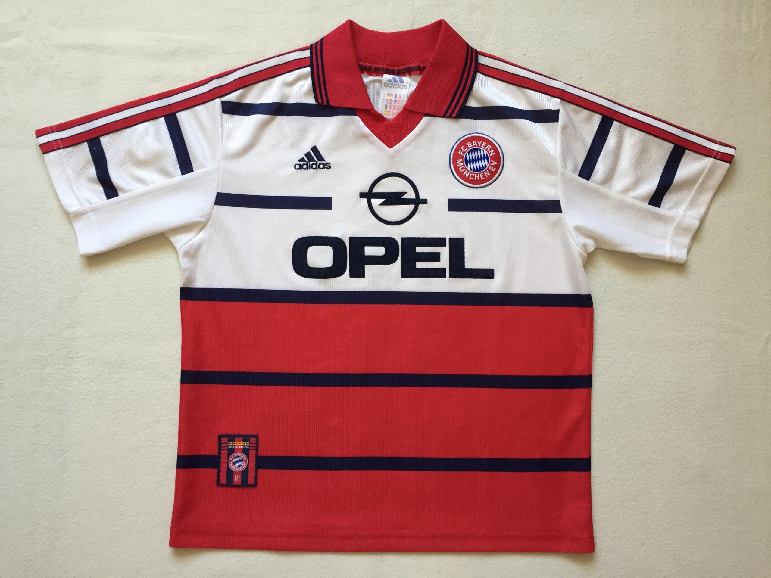 Koszulka FC Bayern Monachium - młodzieżowa