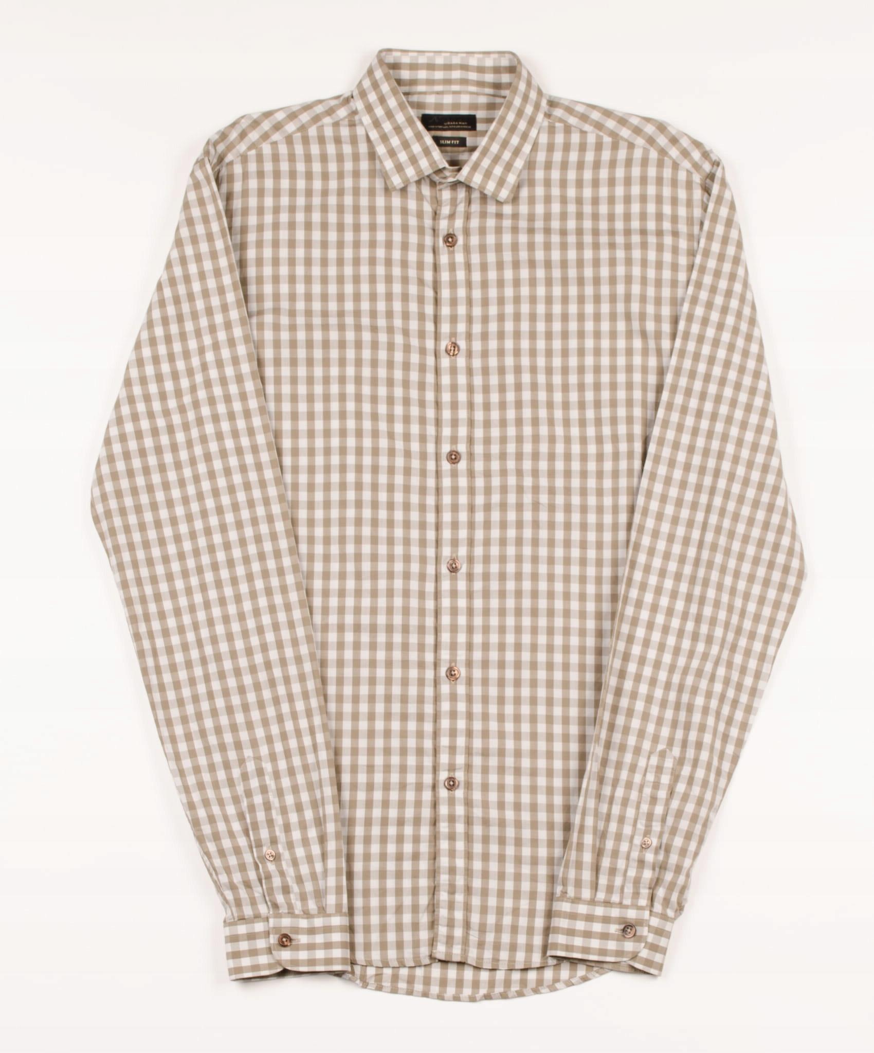 24543 Zara Koszula Męska XL