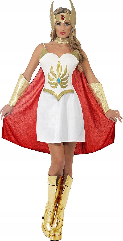 Kostium strój przebranie SHE-RA, Smiffys rozmiar S