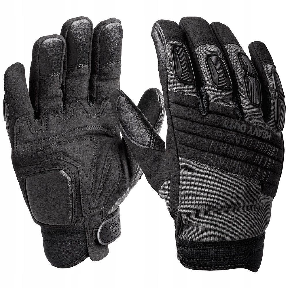 rękawiczki taktyczne Helikon Impact Heavy Duty S