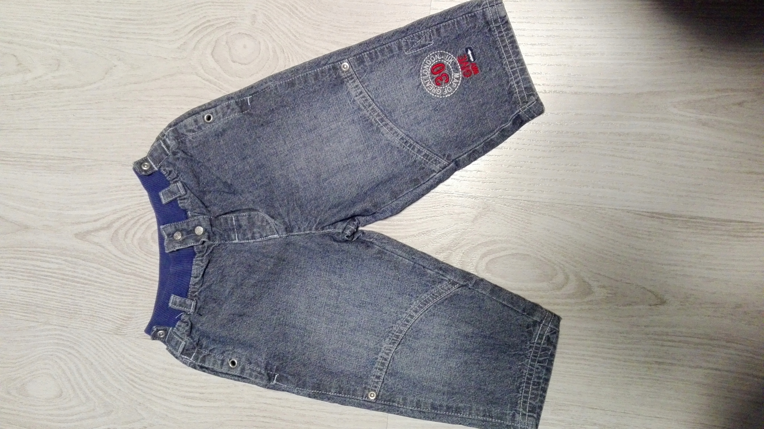 Spodnie jeans 80cm. C&A