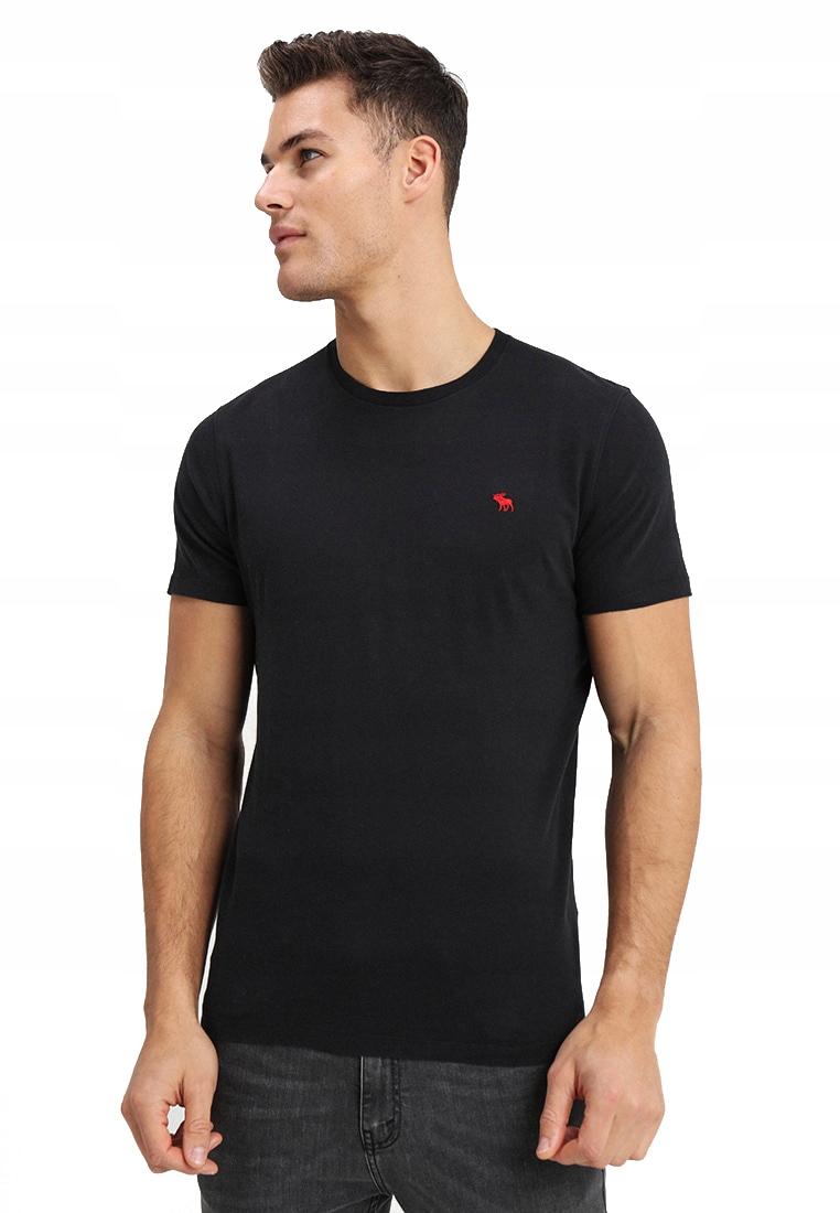 eNW0268 ABERCROMBIE&FITCH markowy t-shirt M