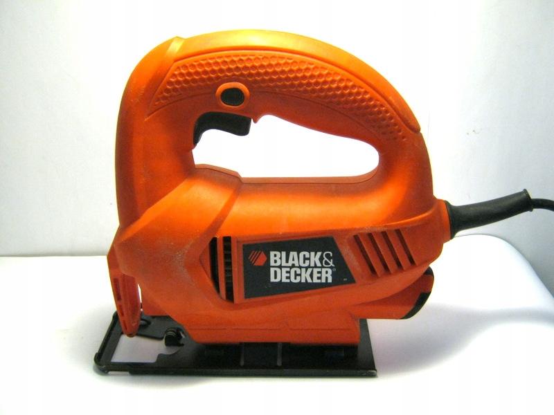 WYRZYNARKA BLACK DECKER KS495 380 W