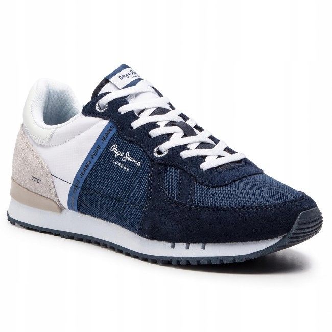 PEPE JEANS ORYGINALNE SNEAKERSY 45