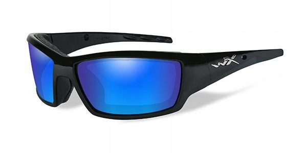 Okulary WX Tide Polarized Blue,Matte