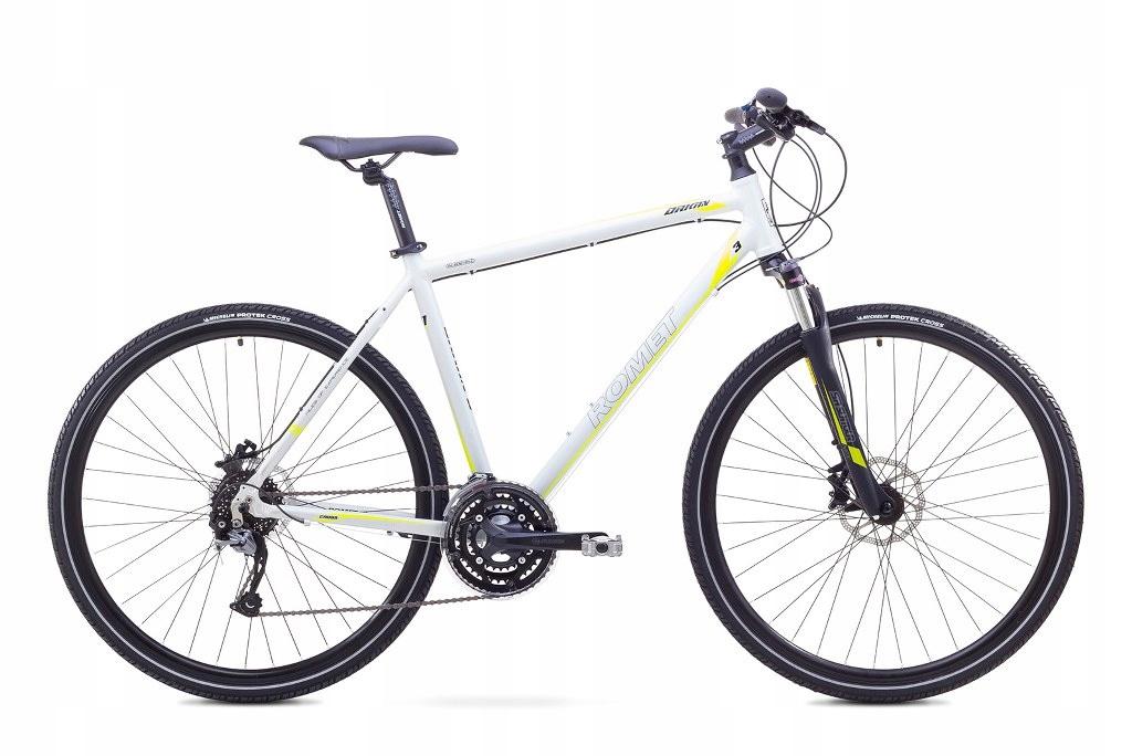 19 Rower ROMET ORKAN 3M biało-zielony