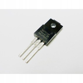 Tranzystor BUT11AF npn 1000V 5A 40W izolowany TO22