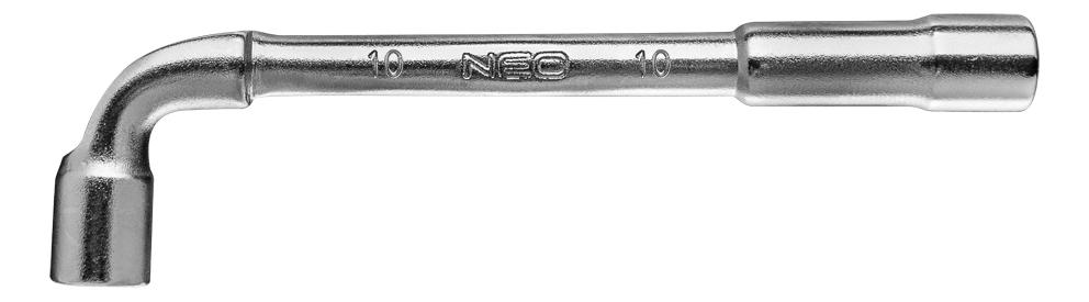 NEO Klucz fajkowy 10 x 130 mm - 09-205
