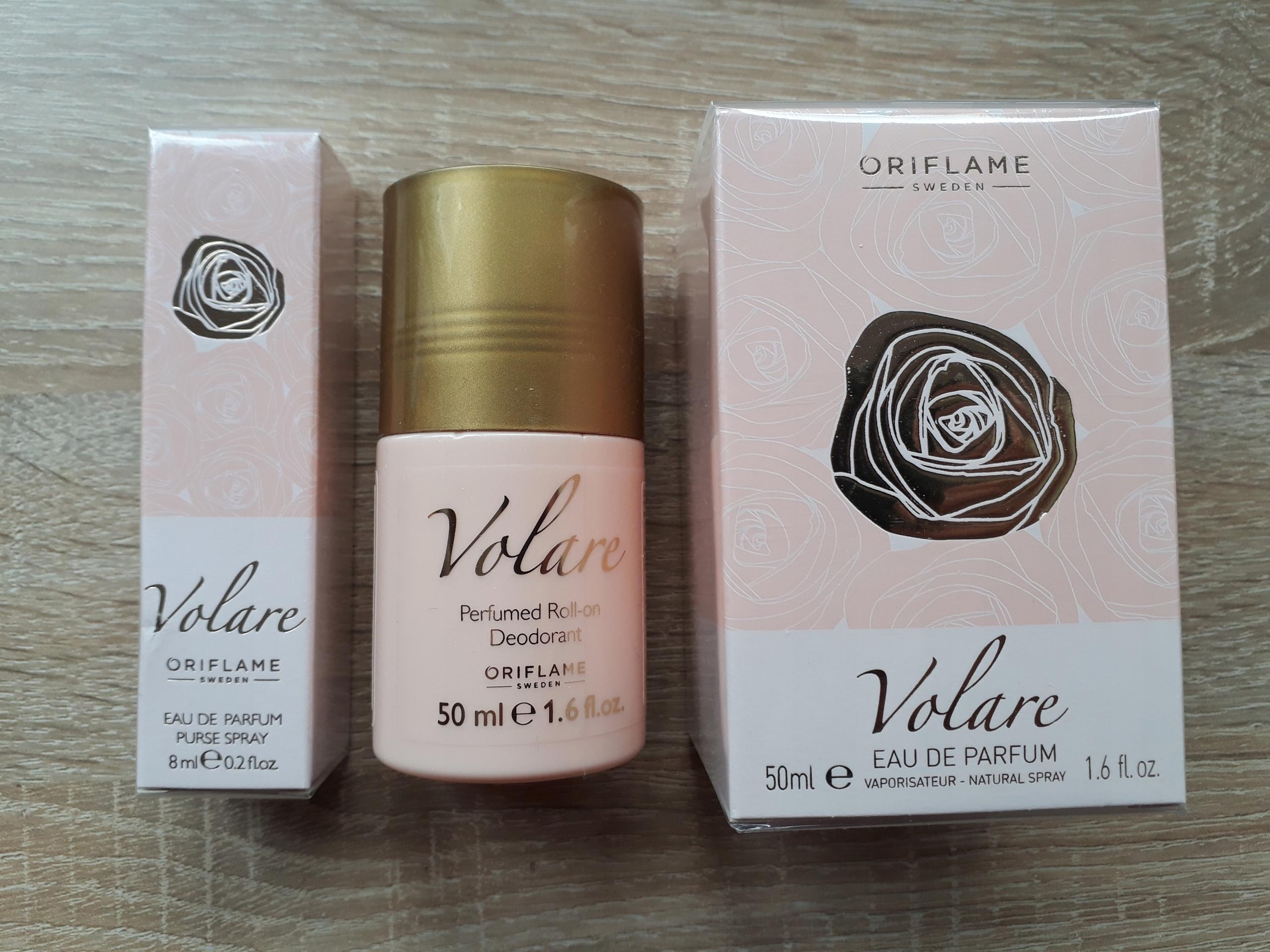 Zestaw Volare (perfumy + dezodorant + mini perfumy