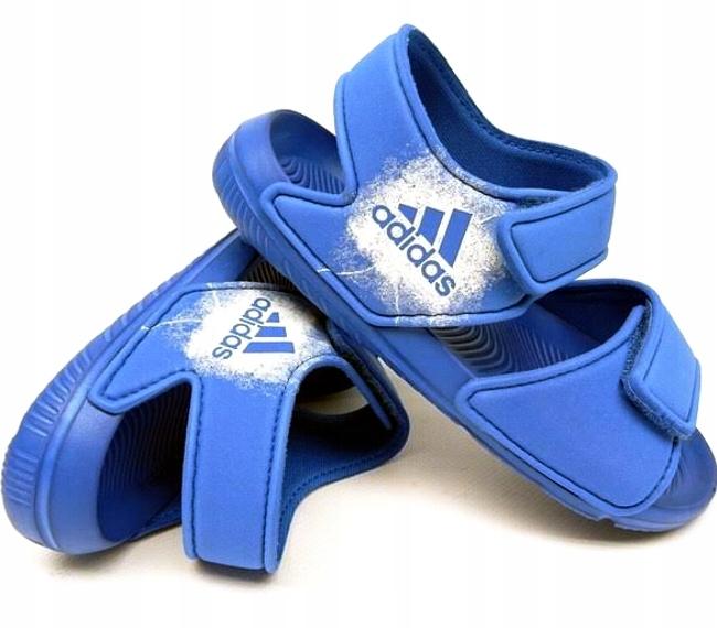 BA9281 ANDAŁKI Adidas sandały AltaSwim r.(25)