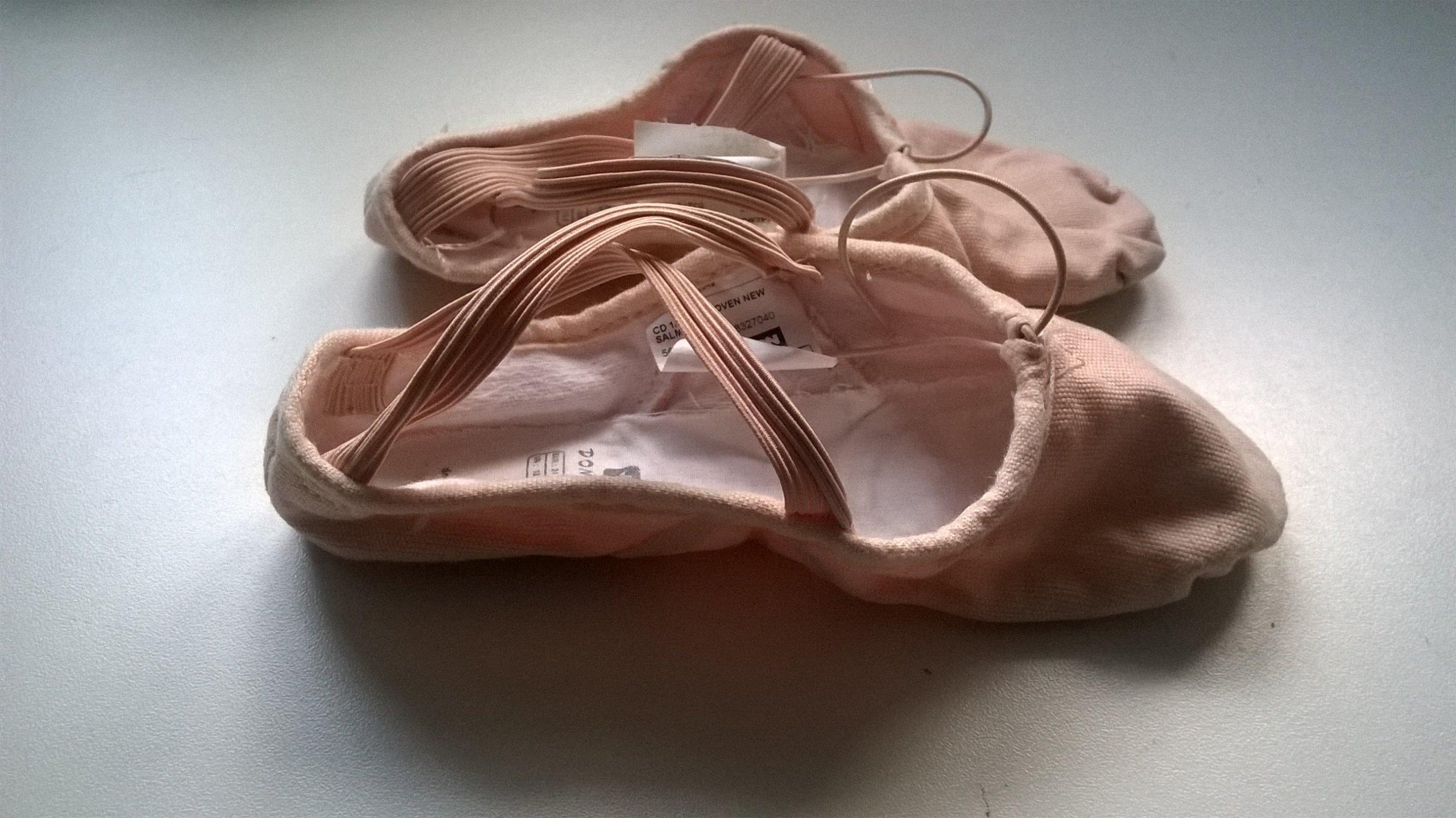 ca9400c3 DECATHLON baletki dwudzielna podeszwa 29/30 - 7245671712 - oficjalne ...
