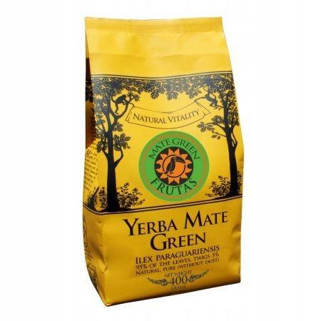 Mate Green Yerba Mate Frutas 400 g