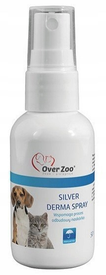 Over Zoo Silver Derma Spray 50ml
