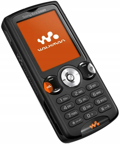 ORYGINALNY Sony Ericsson W810i RETRO KLASYK