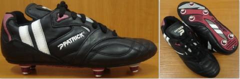 Buty piłkarskie Patrick Apollo Pro skórzane r. 39