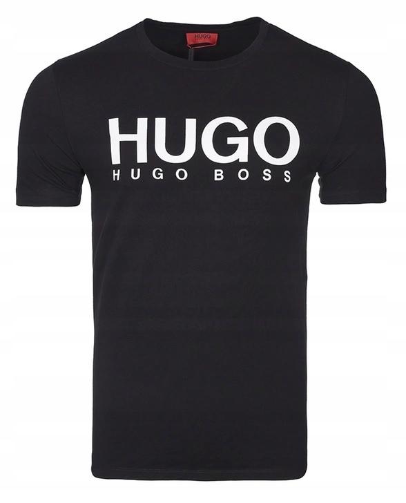 HUGO BOSS / T-shirt Koszulka MODEL 2019 / Roz.XXL