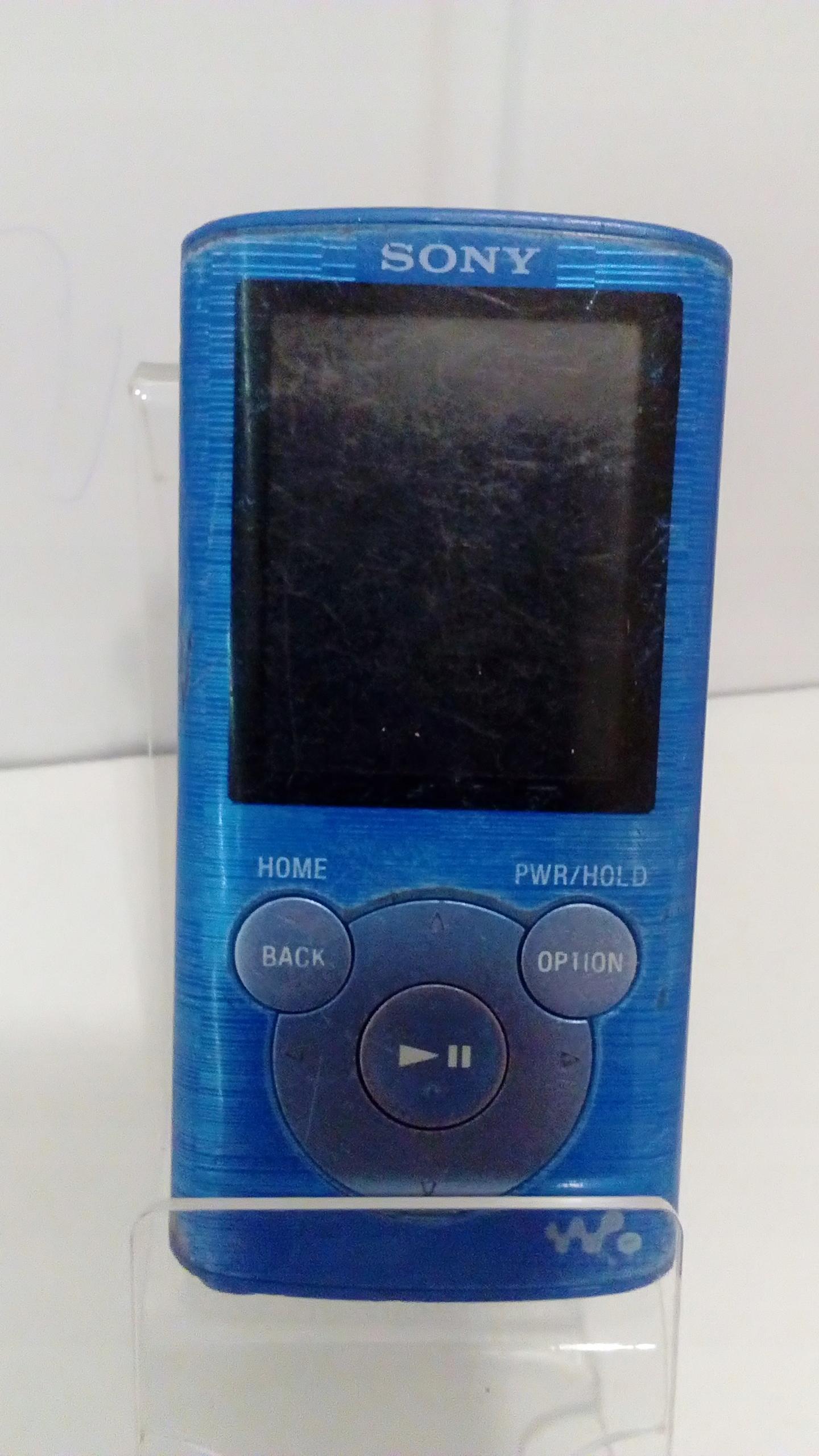 Otwarzacz mp3 Sony walkman