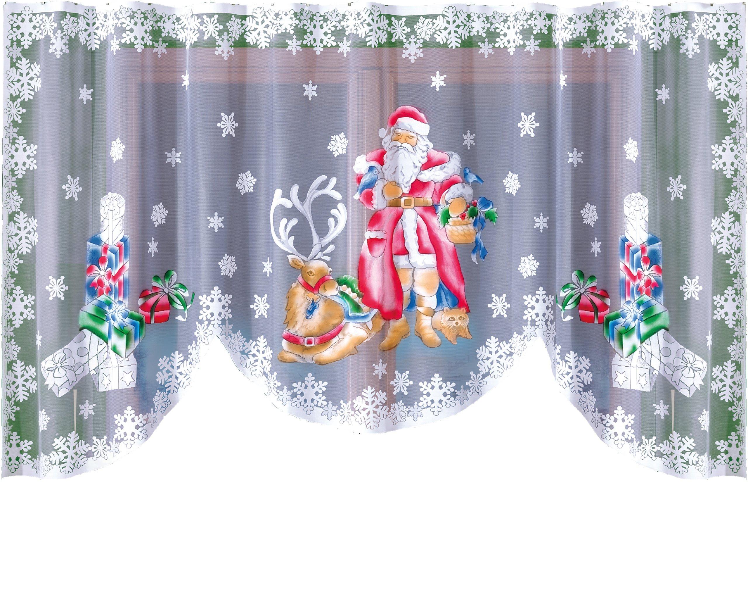 Firanka Gotowa 150x300 Boże Narodzenie 7418232086