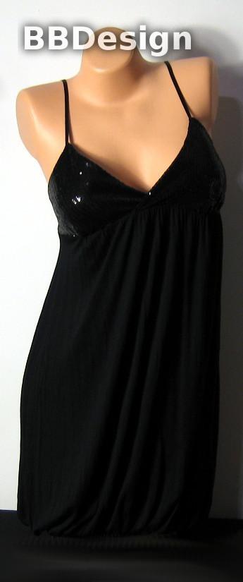 AS927 Elegancka sukienka z cekinkami ORSAY 38