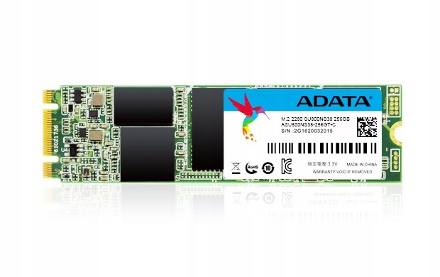 SSD Ultimate SU800 256G M.2 560/520 MB/s 3D 8cm