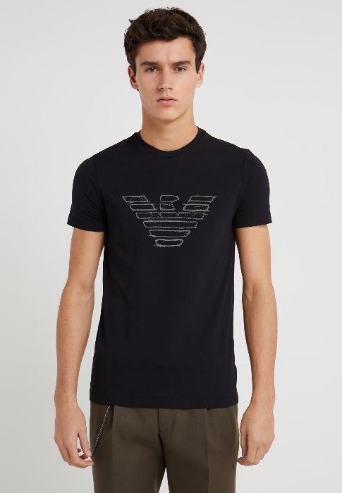 Emporio Armani T-Shirt Rozmiar XL Koszulka EA7