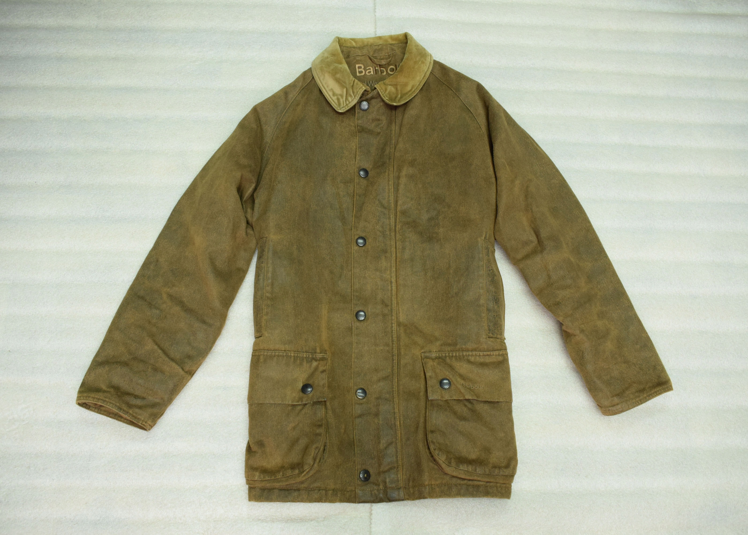 Kurtka BARBOUR WEATHER WORKED BEAUFORT L/XL.