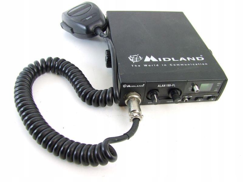 RADIO CB MIDLAND ALAN 199