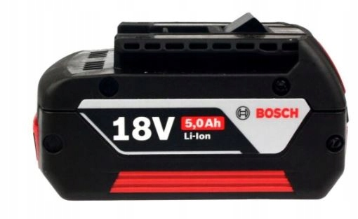 D1537 BOSCH AKUMULATOR 18V 5,0Ah LITOWO-JONOWY