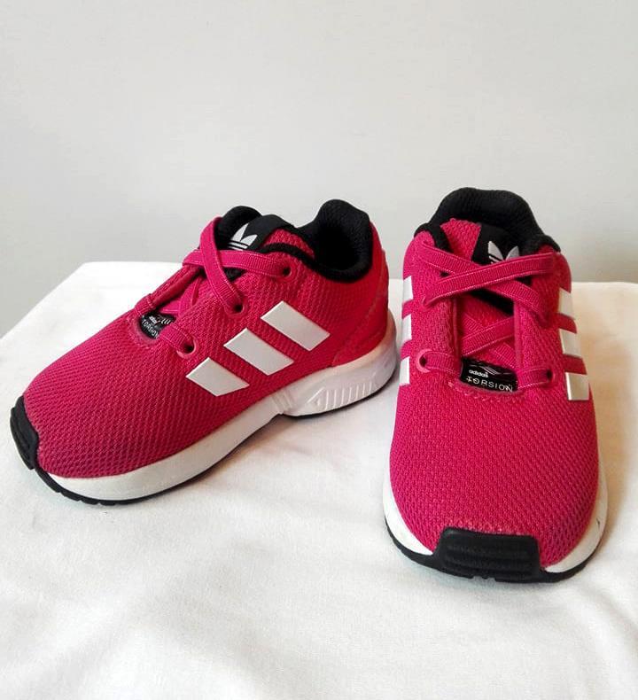 sports shoes 3bb6f 5d1ad buty ADIDAS dziecięce różowe rozm 26,5 BB